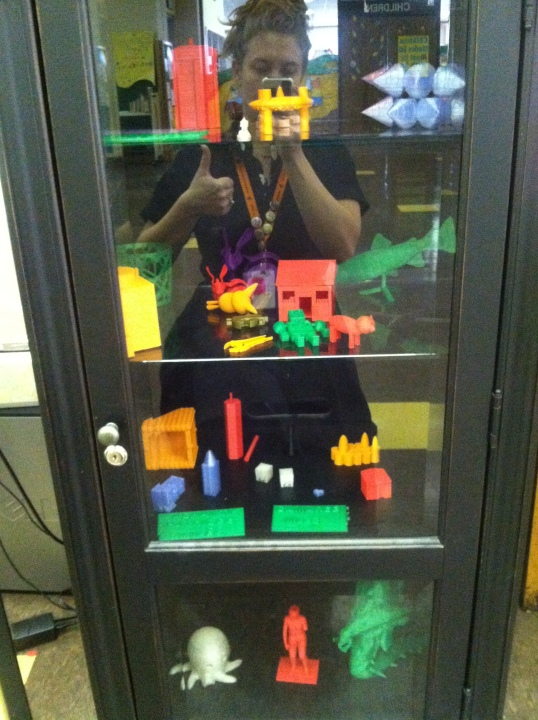 The 3 D's of 3D Printing - Necessity is the Mother of invention