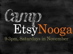 Camp Etsynooga Banner